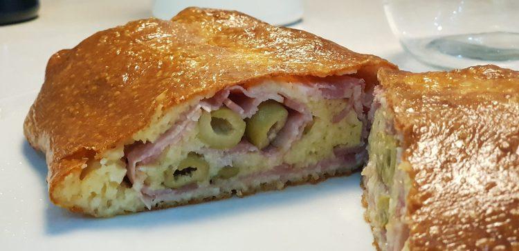 pan de jamón