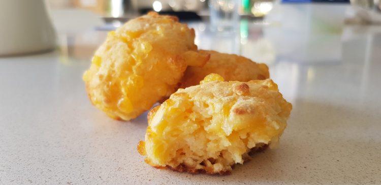 panecillos de queso keto