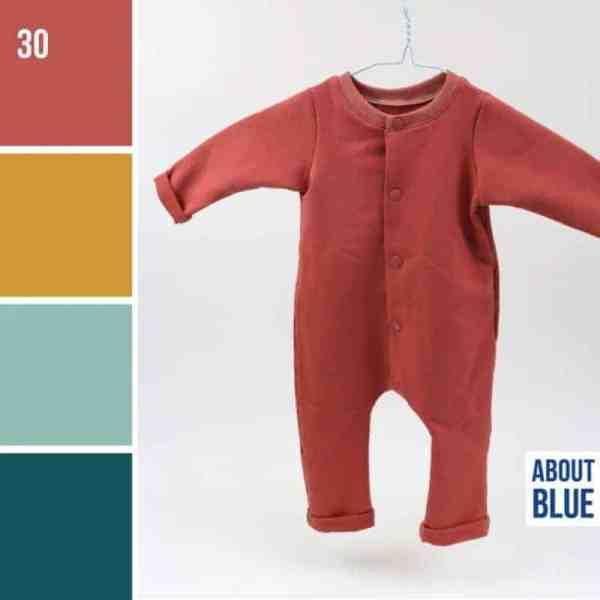About Blue - Color 30 AB 800 UNI 8 grande Aangepast