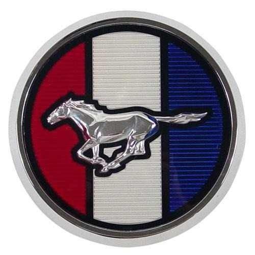 Emblema De Cofre Para Ford Mustang