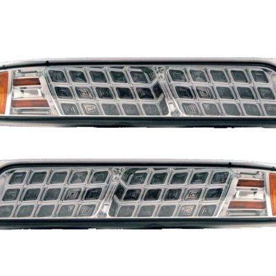 Cuartos Delanteros Estilo LED Para Chevrolet Silverado