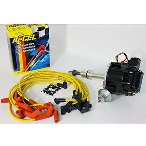 Distribuidor Hei Con Bobina Y Cables Ford 289 302 5.0