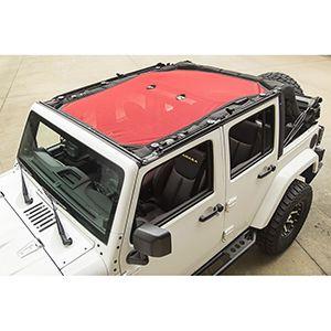 Parasol Para Jeep Wrangler JK 2007-2018