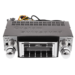Radio Estéreo Clásico MP3 Para Camioneta Ford Pickup 1968-1972