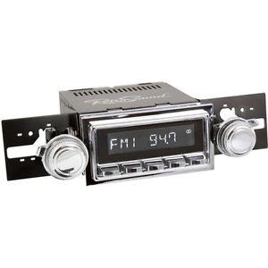 Radio Estereo Clasico Para Ford Fairlane y Torino 1968-1971