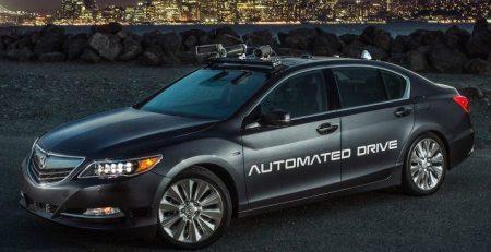 Los vehículos de auto-conducción en su mayoría, han sido bastante feos y con poca estética pero este nuevo autónomo de Acura, pretende hacer lo contrario.