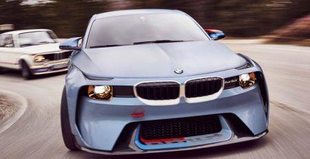 BMW nos ha mostrado el desarrollo de un tributo espectacularmente bien hecho, el Hommage 2002, mismo que competirá en el Concorso d'Eleganza Villa d'Este. imagen 1