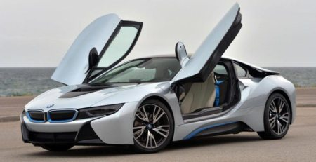BMW I desea la máquina de auto-conducción definitiva