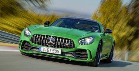 Conoce el nuevo Mercedes - AMG GT R 2018 - Mexapartes imagen 1