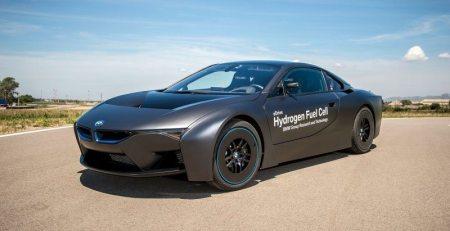 BMW i8 será completamente eléctrico después de cambios