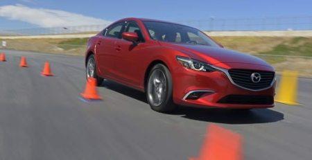 Mazda G-Vectoring apoya a usuarios para la conducción