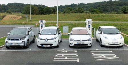 Ecotricity se acaban cargas gratis para VE en Reino Unido