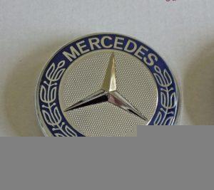 Emblema Cofre Mercedes Benz