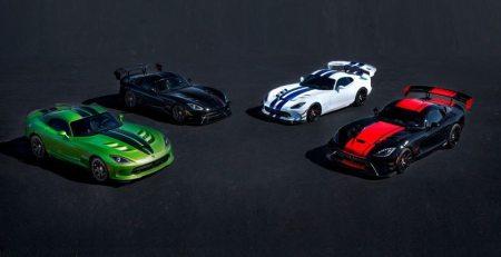 La edición final del Dodge Viper se vende a montones