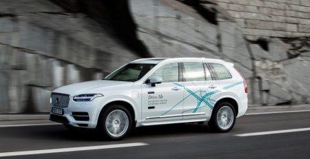 Volvo desarrollará autónomos cuando conducir no sea divertido