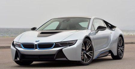 El nuevo BMW i8 llegará a 750 HP y un alcance de 300 millas