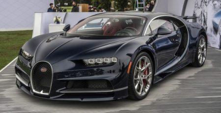 5 detalles asombrosos detrás del Bugatti Chiron
