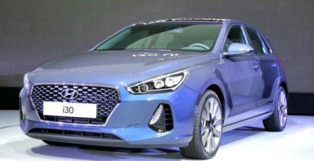 El nuevo i30 de Hyundai es como el Elantra GT de América