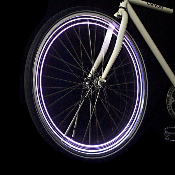 Luces LED Para Llantas De Bicicleta