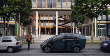 Sono Motors y su vehículo eléctrico de Energía Solar