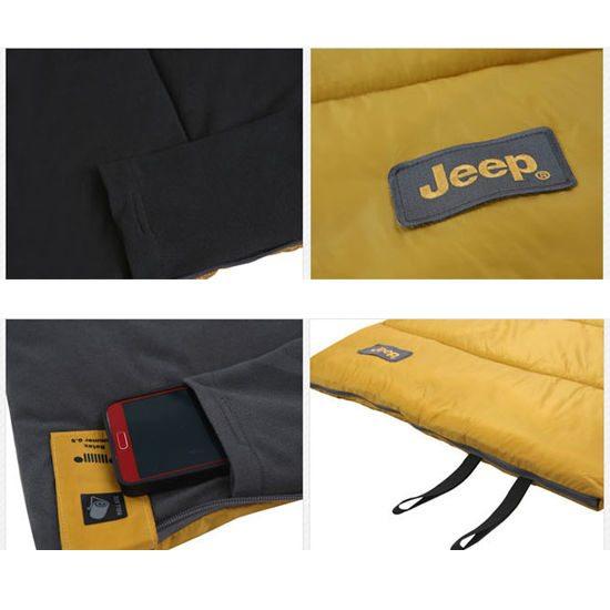 Sleeping Bolsa Para Dormir Jeep Relax Summer 0.5