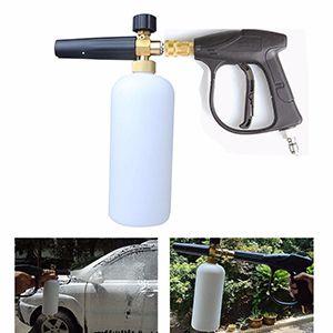 Lanza Espuma Pistola De Presion Para Lavado De Autos