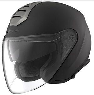 Casco Para Moto Schuberth M1 Negro Mate London