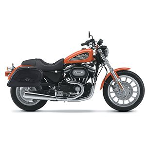 Alforjas Para Motocicleta Harley Davidson Sportster 883 Low