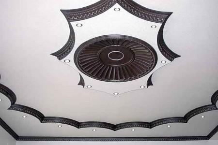 Çok lüks, modern ve modern tavanlar (3)