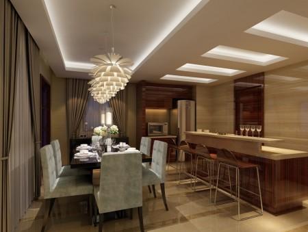 Oda tavan dekorasyonu (1)