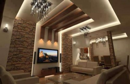 Modern Asma Tavanlar (1)