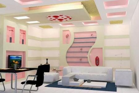 Dekoratif Asma Tavanlar (3)