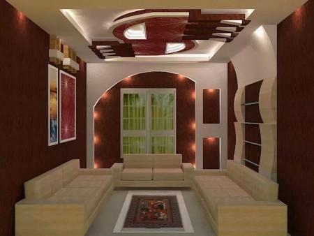 Dekoratif Asma Tavanlar (4)