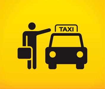 Taxis en Mexicali