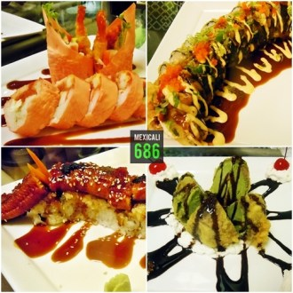 ichiban sushi mexicali
