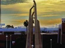 monumento a la ciudad que capturo el sol
