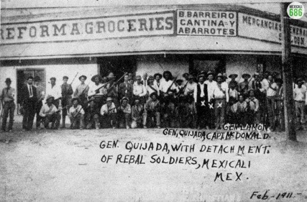 revolucion mexicana mexicali