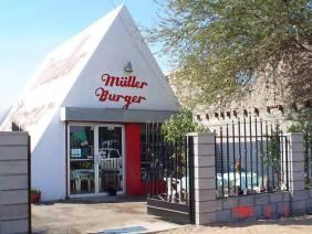 Restaurant Muller Burger Mexicali