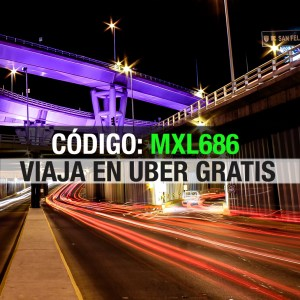 uber gratis codigo