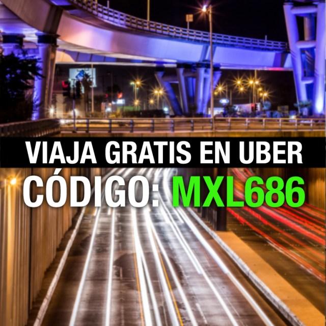 codigo uber gratis