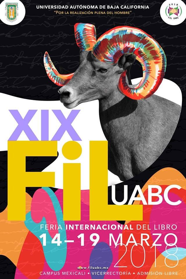 feria internacional libro uabc 2018