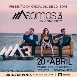 SOMOS 3 MEXICALI