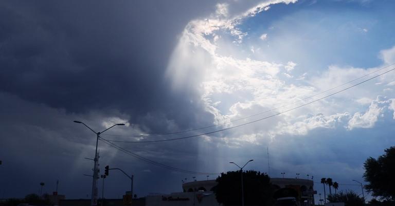 Continuaran Fuertes Vientos y Días Frescos en Mexicali