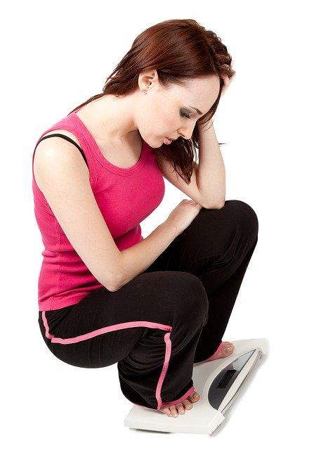 Estancamientos en la pérdida de peso