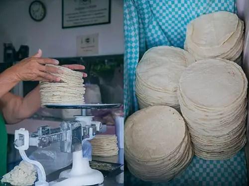 Resultado de imagen para tortilla de maiz