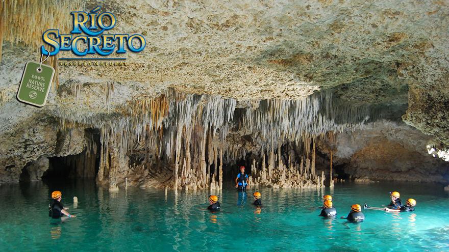 Rio Secreto Riviera Maya