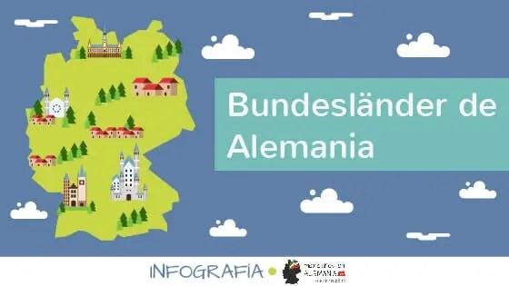 estados de Alemania - portada