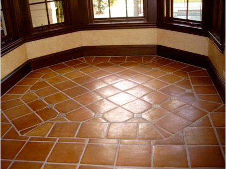 saltillo tile stripping mexican tile pros