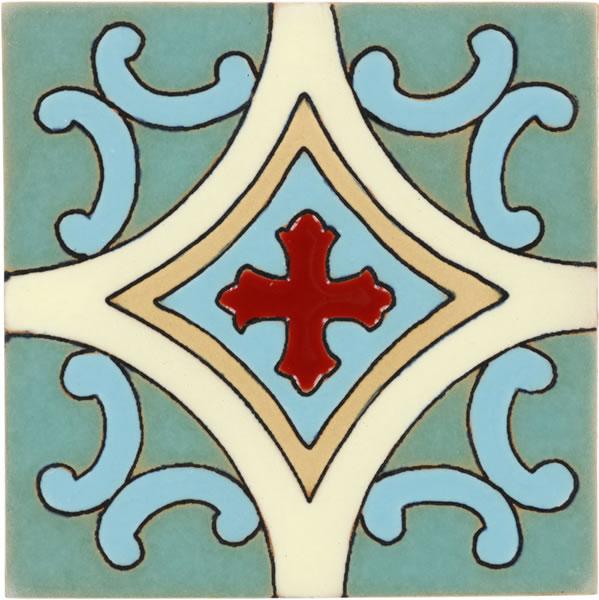 santa fe malibu ceramic tile mexican tile
