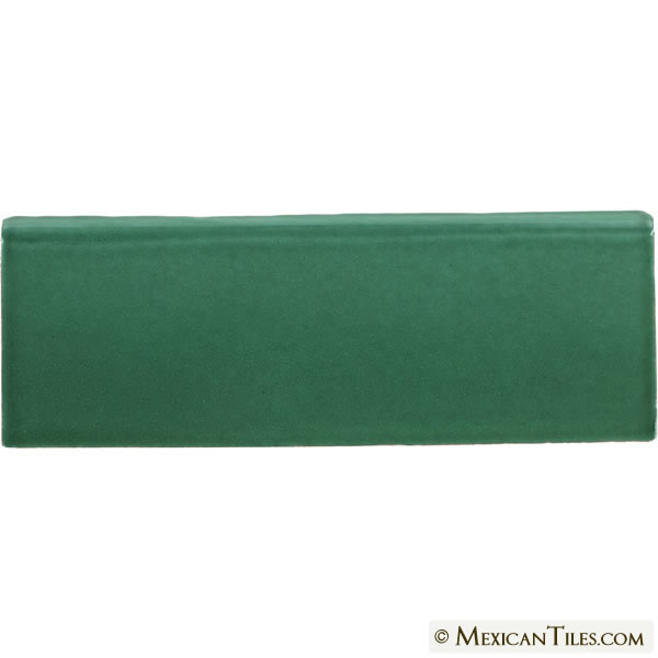 2x6 light green surface bullnose terra